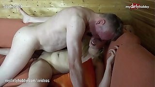 My Dirty Hobby - Horny slut takes it deep!