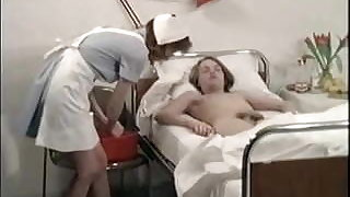 dad and not his son fuck the nurses- vintage