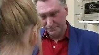 Old Man Fucks Teen Girl Scouts POV