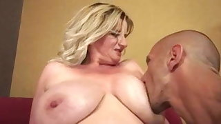 Mature woman and young man - 71
