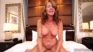 Hotness Redhead Mama Loevs To In an unguarded moment In the first place Camera