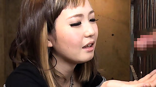 Hiraku Ukita Ugly Japanese Teen Enjoying A Small Cock
