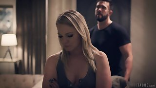 Lisey Sweet turned 18 added to she seduces inviting married neighbor