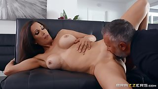 Man with steel inches shows this cheating wife sterling orgasms