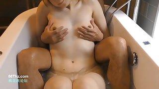Asian horny vixen amateur porn clip