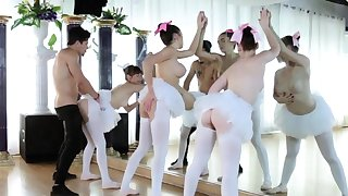 Teen customers webcam Ballerinas