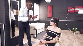 Quite a delight to see this fond of call-girl enduring anal in such crazy XXX