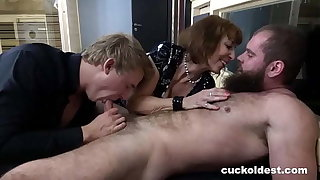 Bromance with a Side be beneficial to Cuckold