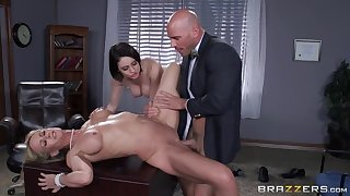 Clog up b mismanage With a Cock