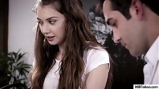 Virgin 18yo visits the doctor - Pure Taboo - Elena Koshka